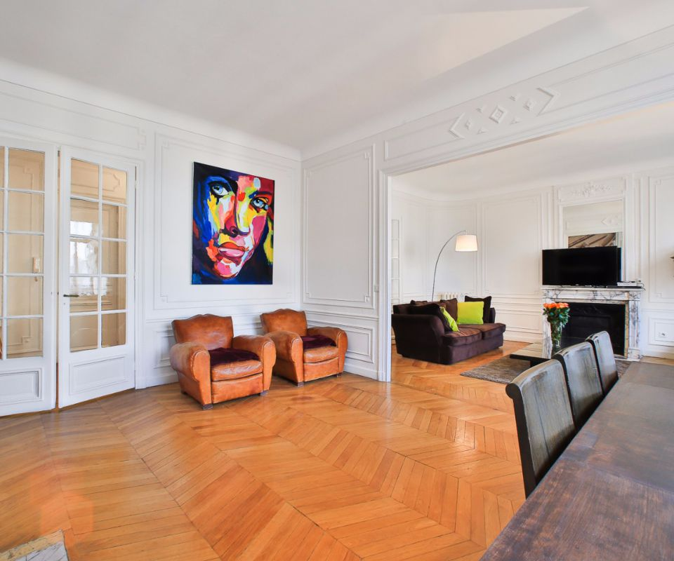Home staging appartement de prestige Paris Est